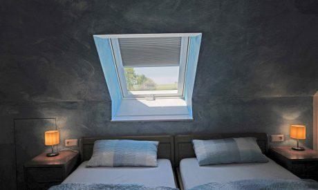 Großes Spatzennest Schlafzimmer 1